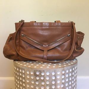 Botiker Leather Handbag